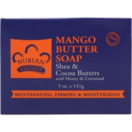 Nubian Mango Butter Soap 5oz