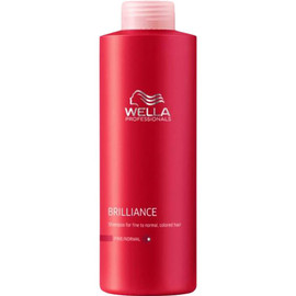Wella Brilliance Colour Enhancing Shampoo 1000ml