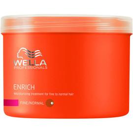 Wella Professional Enrich Treatment Fine/Normal Hair 500ml