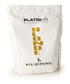 Kleral Platinker Blonde Hair Bleach Blue Powder 450g