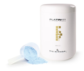 Kleral Platinker Blonde Dust Free Hair Bleach Blue Powder 400g
