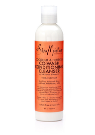 Shea Moisture Coconut & Hibiscus Co-Wash Cleanser 8oz
