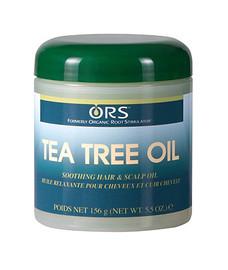 ORS Olive Oil Tea Tree Hairdress 156g