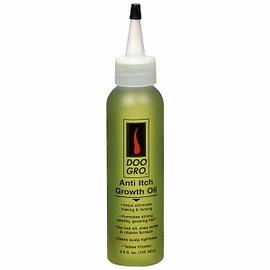 Doo Gro Anti Itch Growth Oil 135ml