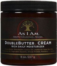 As I Am Double Butter Cream Daily Moisturizer 227g