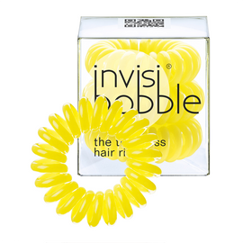 Invisibobble Traceless Hair Ring x 3 Submarine Yellow