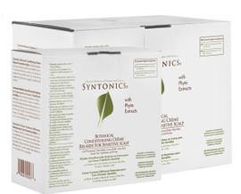 Syntonics Botanical Conditioning Creme Relaxer Sensitive Scalp 6 Application