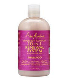 Shea Moisture Super Fruit 10 in 1 Shampoo 384ml