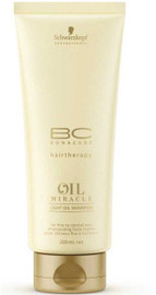 Schwarzkopf BC Oil Miracle Light Shampoo 200ml