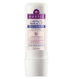 Aussie 3 Minute Miracle Deep Hair Treatment Frizz Remedy 250ml