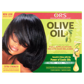 ORS Olive Oil No-Lye Relaxer Kit Extra Strength