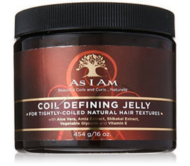 As I Am Coil Define Jelly 454g