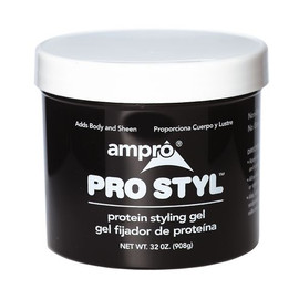 Ampro Pro Styl Protein Styling Gel Super Hold 908g