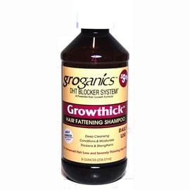 Groganics Growthick Hair Fattening Shampoo 236ml