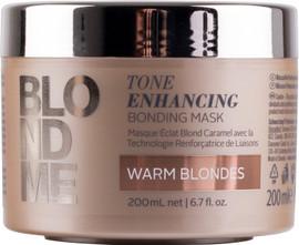 Schwarzkopf Blonde Me Tone Enhance Blond Caramel Mask 200ml