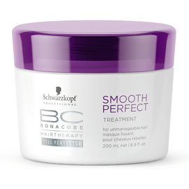 Schwarzkopf Boncure Smooth Shine Mask Treatment 200ml