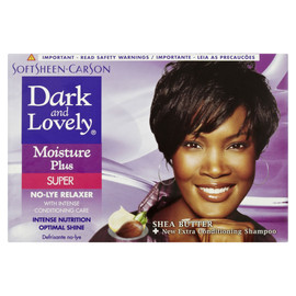 Dark & Lovely No-Lye Conditioning Relaxer Super Kit