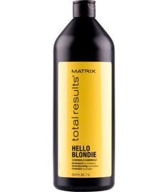 Matrix Total Result Hello Blondie Shampoo 1000ml