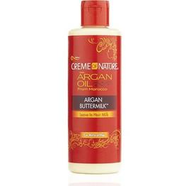 Creme of Nature Argan Buttermilk Leave-In Hair Milk 250ml