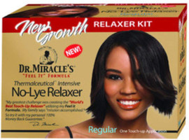 Dr. Miracle's No-Lye Hair Relaxer Super