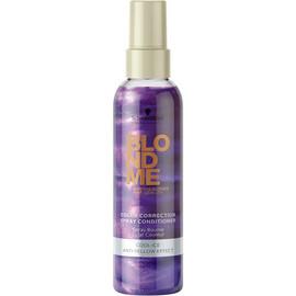 Schwarzkopf BlondMe Color Correction Spray Conditioner Cool-Ice 150ml