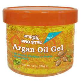 Ampro Moisturizing Argan Oil Styling Gel 10oz