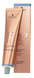 Schwarzkopf Blondme Bleach & Tone Cream 60ml - Cool