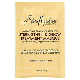 Shea Moisture Jamaican Black Castor Oil Masque Packet 50g