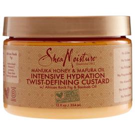 Shea Moisture Manuka Honey & Mafura Oil Hydration Custard 340g