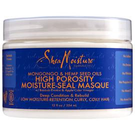 Shea Moisture Mongongo & Hemp Seed Hair Porosity Masque 354ml