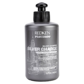 Redken For Men Silver Charge Fortifying Shampoo 300ml
