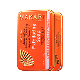 Makari Argan & Carrot Extreme Exfoliating Soap 200g