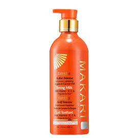 Makari Argan & Carrot Extreme Body Milk Lotion 500ml