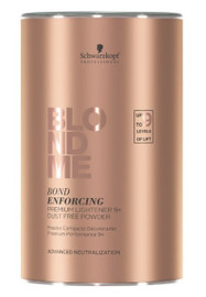Schwarzkopf Blond Me Bond Premium Lightener 9+ Powder 450g