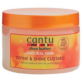Cantu Shea Butter Define Shine Custard 340g