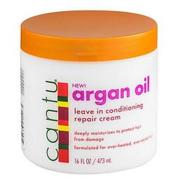Cantu Argan Oil Leave-In Conditioning Repair Cream 473ml