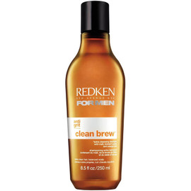 Redken For Men Anti Grit Clean Brew Shampoo 250ml