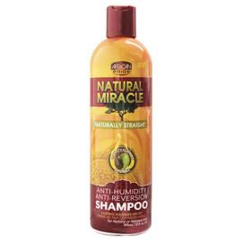 African Pride Natural Miracle Anti-Humidity Shampoo 12oz