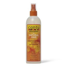 Cantu Shea Butter Comeback Curl Next Day Curl Revitalizer 355ml