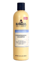Dr Miracle 2 in 1 Conditioning Shampoo & Conditioner 12oz