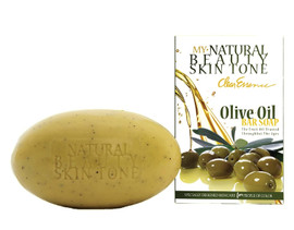 Clear Essence Olive Bar Cleansing Soap 173g
