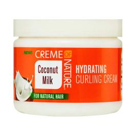 Creme of Nature Coconut Milk Hydrating Curling Cream 326g