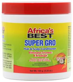 Africa's Best Regular Super Gro Scalp Conditioner 149g
