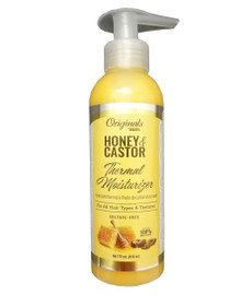 Africa's Best Originals Honey & Castor Thermal Moisturizer 6oz