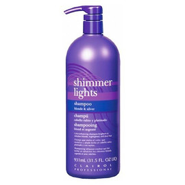 Clairol Shimmer Lights Shampoo 931ml