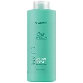 Wella Invigo Volume Boost Bodifying Shampoo 1 Litre