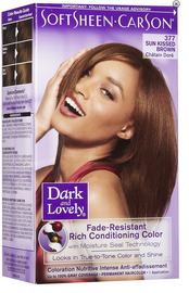Dark & Lovely Rich Conditioning Hair Color - Sunkissed Brown