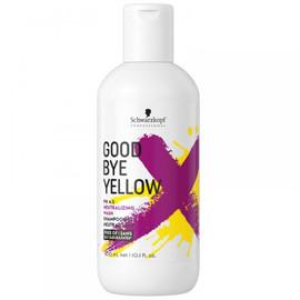 Schwarzkopf Professional Good Bye Yellow Neutralizing Shampoo 300ml