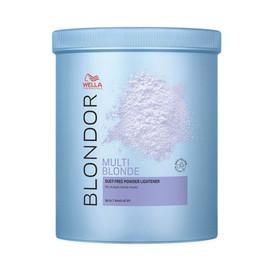 Wella Blondor Multi Blonde Lightening Bleach Powder 800g