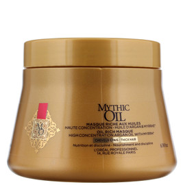 L'Oreal Professionnel Mythic Oil Mask Thick Hair 200ml